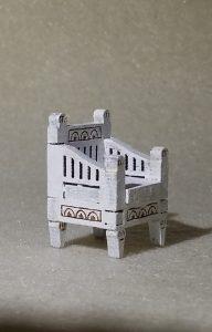 kustavilainen nojatuoli
