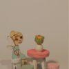 Pikkukeiju ja mimi mimi kalusteita