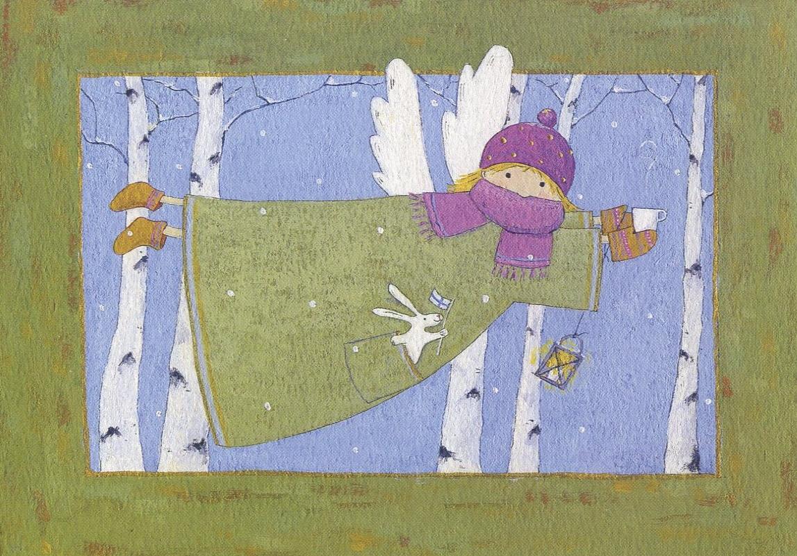 Hilajallen pehmeä lumi