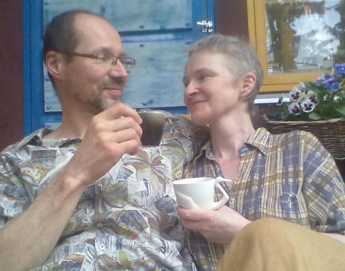 Kahvitauko pitää henkilökunnan tyytyväisenä.