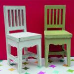 Talonpoikais-kustavilaiset tuolit