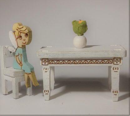 MiniMIni Kustavilainen pöytä