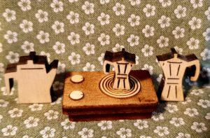 Electrisk Spis och Kaffepannor