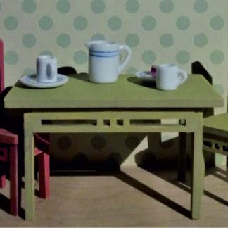 Art Deco pöytä