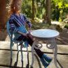 Barbin pöytä ja tuoli