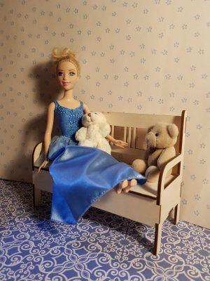 Barbille sohva