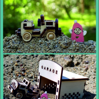 Jeeppi ja Garage Jeep och Garage