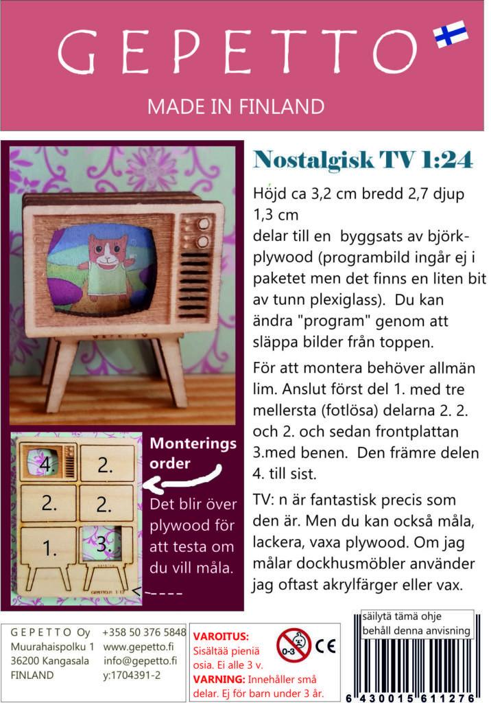 Nostalgisk TV