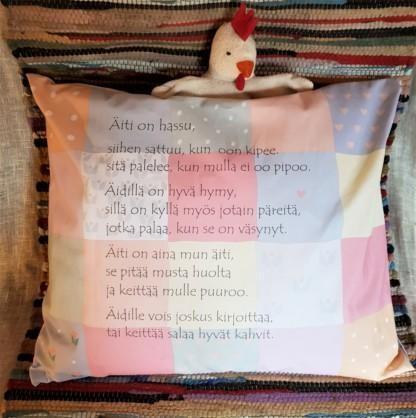 Kotimainen tyynyliina