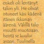 Kirjanmerkki Talouni