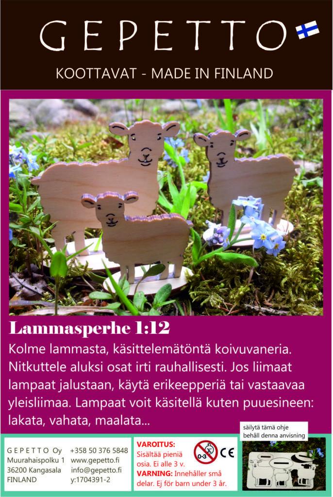 Lammasperhe