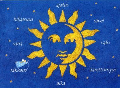 Aurinkoinen kortti