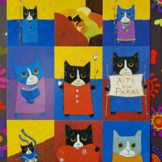 Tarra-arkki Kivat Kissat